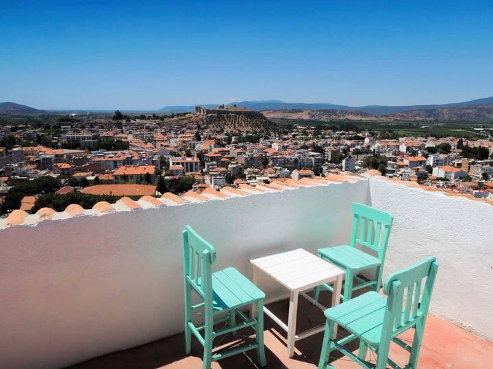 Panoramic View Triple Room, Balcony, Villa Dreams