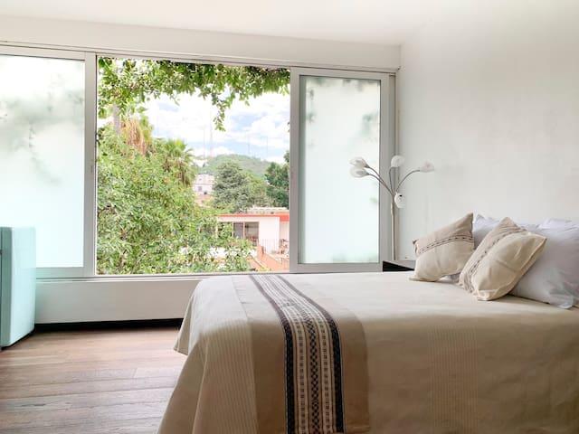 Cómoda habitación en la mejor ubicación de Oaxaca