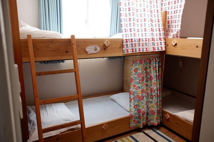 Fukuoka Guest House Jikka (福岡ゲストハウス ジッカ)4