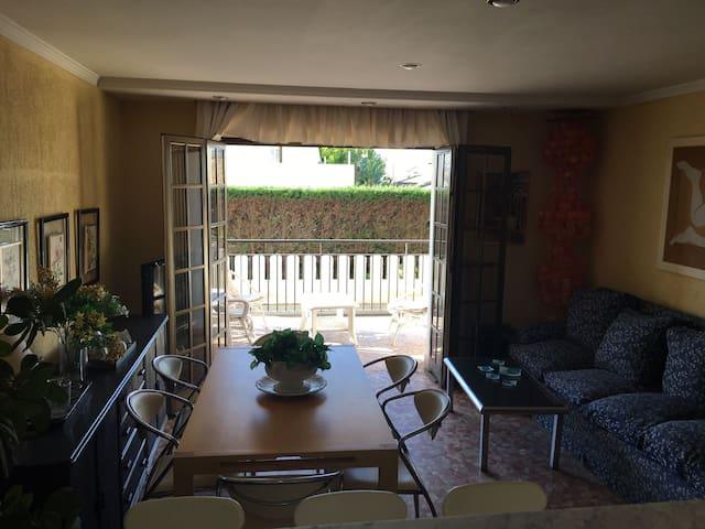 Apartamento ideal para disfrutar de playa y Punta - Punta Umbría - Apartemen