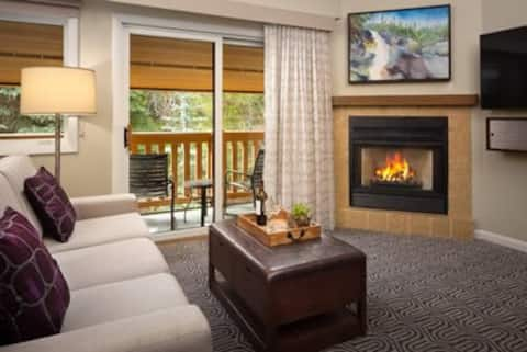 Marriott StreamSide at Birch, Vail, Studio max 4
