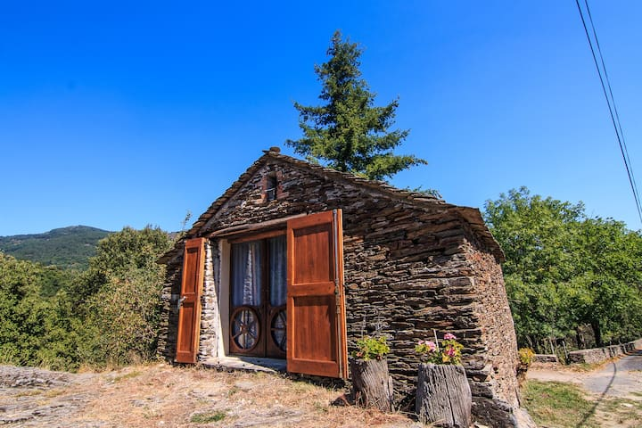 Gîte pour couple Cœur Parc national des Cévennes - Saint-Frézal-de-Ventalon - Lodge immerso nella natura