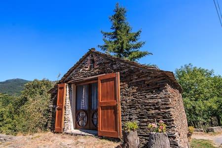 Gîte pour couple Cœur Parc national des Cévennes - Saint-Frézal-de-Ventalon - Домик на природе