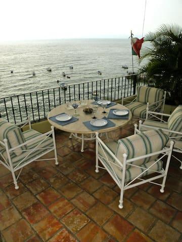 Luxury La Palapa Penthouse on Los Muertos Beach - Puerto Vallarta - Συγκρότημα κατοικιών