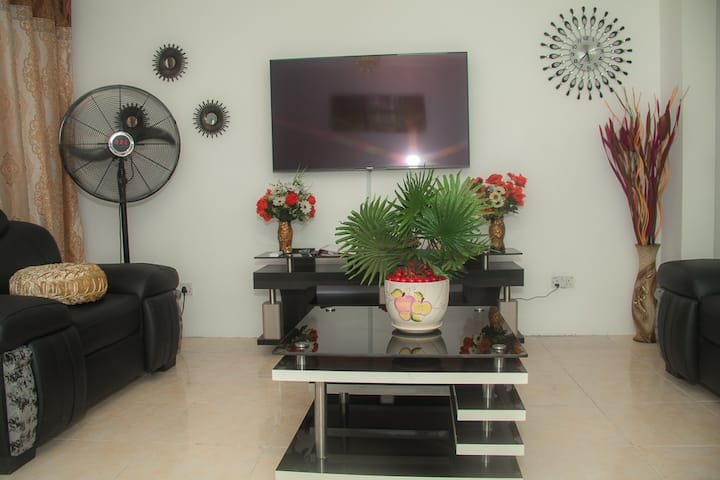 Home Away from Home in Gowon Estate -0904 937 8274