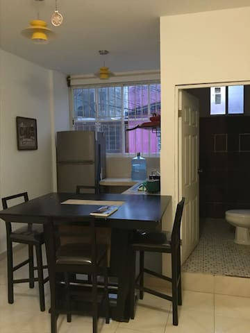 Apartment with Airport/Bus Station transp included - Villahermosa - Apartment