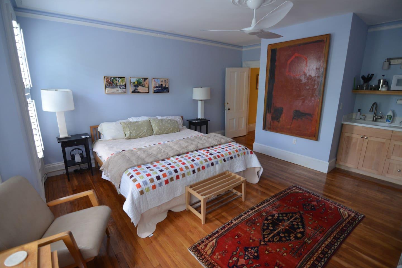 Montgomery Place - Studio (Room 6)