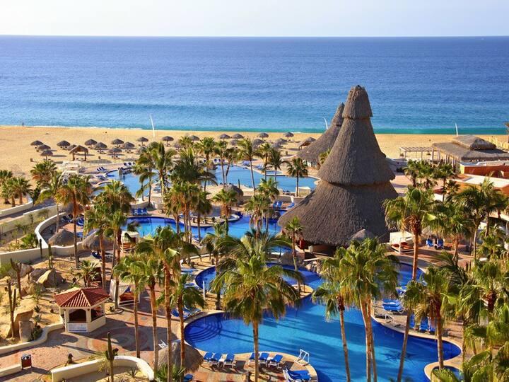 Ocean View. Sandos Finisterra Resort Close to Town