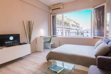 Superb studio apartment in ideal location - Athina - 公寓