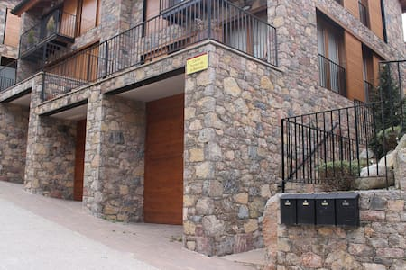 Apartament Torrent de la Barruda Vilallonga de Ter