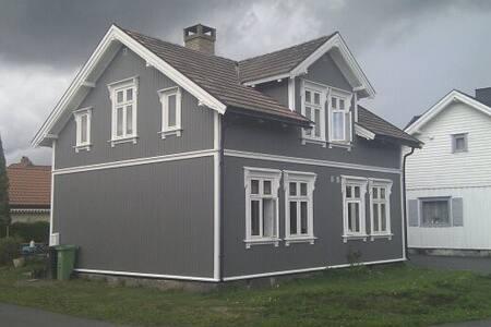 Hus på Bakken i Skien sentrum - Skien