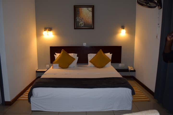 Fully Furnished Studio Suite