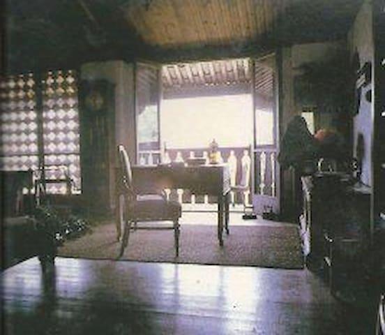 Casa Buzzatti, una casa per la nostalgia