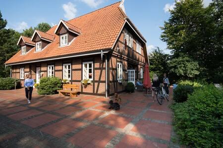Idyllisches Ferienhaus in Alleinlage