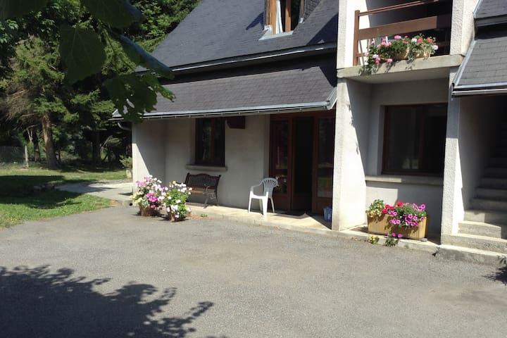 Location de gite 8p à Saint-Lary-Soulan