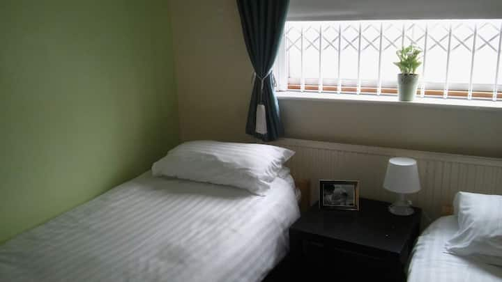 Accommodation for up to 15 people