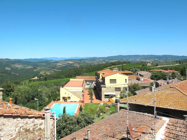 Apartment Residence La Pieve for 5 persons