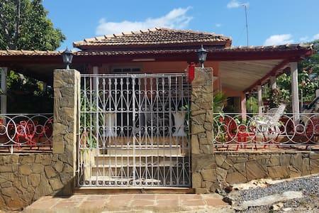 Acogedora Casa a 25 Metros de la Playa. Room # 2. - Trinidad - Rumah
