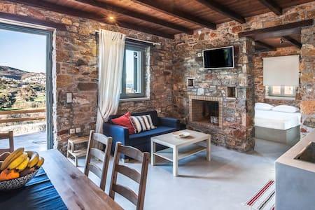 Studio Ελιά στο Κτήμα Αυροφίλητο - Ermoupoli - Gästehaus