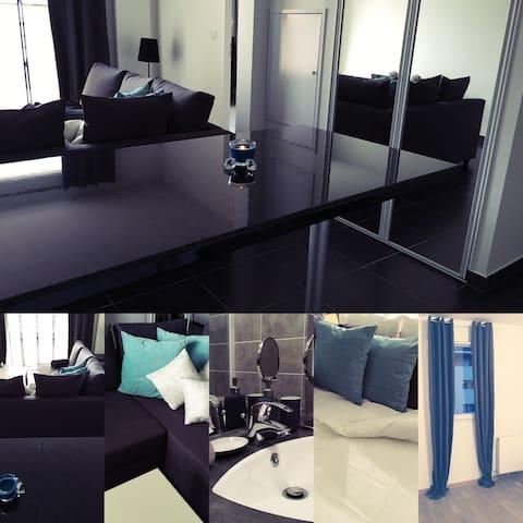 Bel appartement neuf bord du lac - Aix les bains - Byt