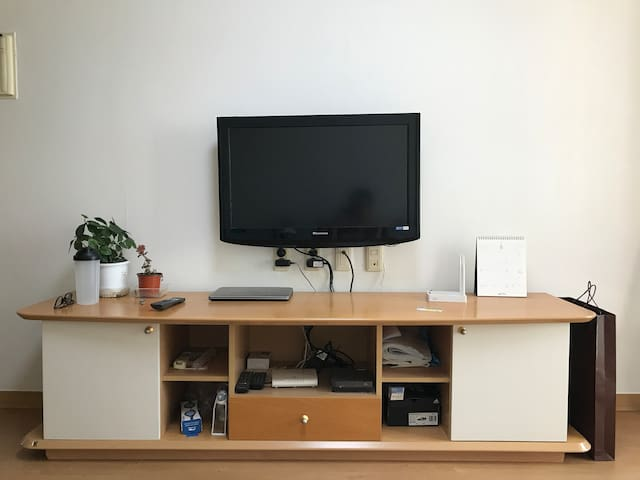 孔德站舒适小区男士GreatLocation bedroom in share apartment
