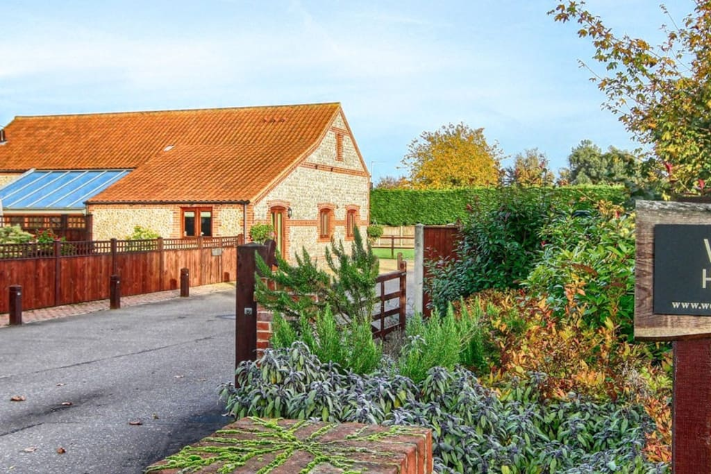 Woodlands Holiday Cottages In Norfolk United Kingdom