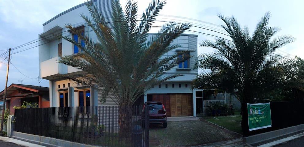 Palm de Kost - Bukit Raya - Gästehaus