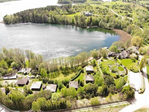 Akmenos Beach Private Villas