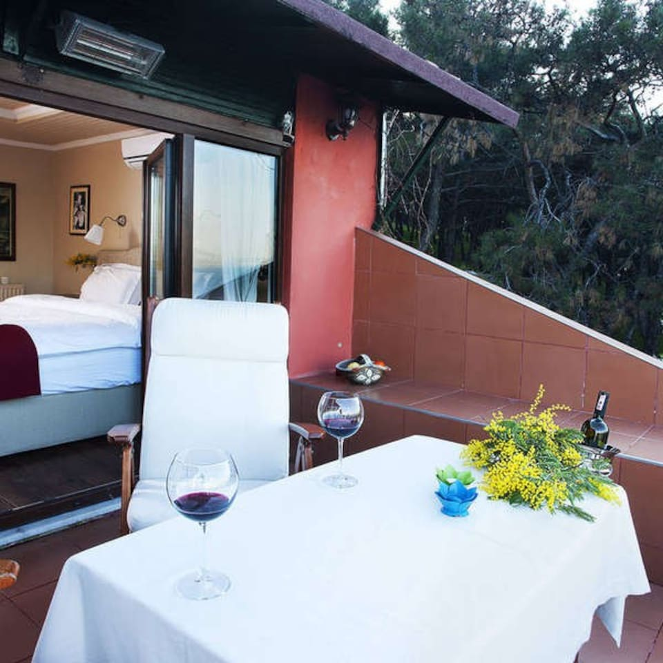 Bed & Breakfast, King Suite - SEA VIEW KİNG SUİT
