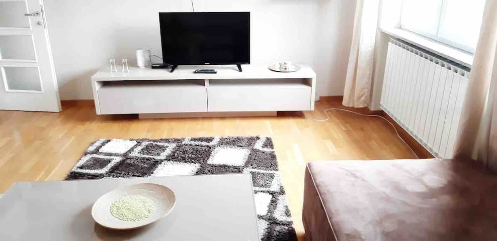 Apartment with the breathtaking view of Sarajevo