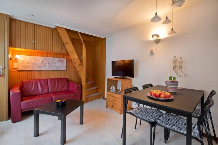 Vakantiehuis bij het strand - Zoutelande - Mökki