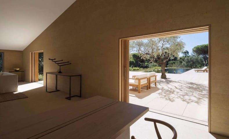 Magnifique villa in Corsica - Furiani - Daire