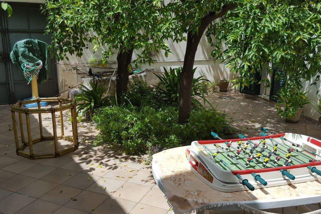 Baglio - Small Garden