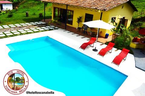 Eco Hotel Toscana Bella