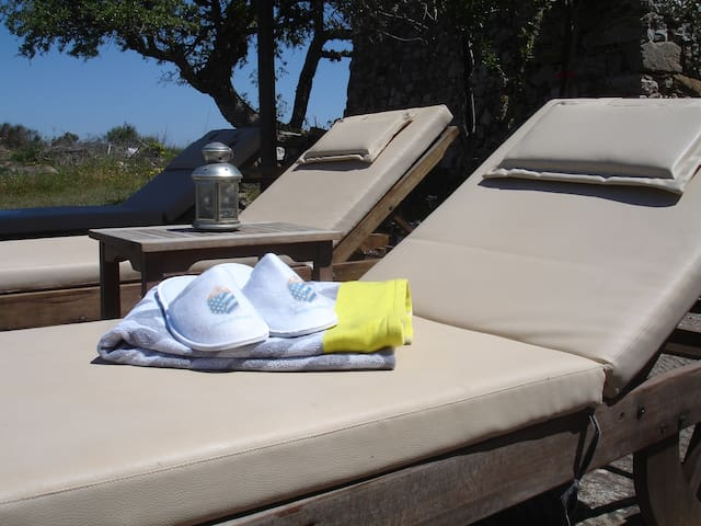 DonQuihotel Chalet - Your place at Kythira