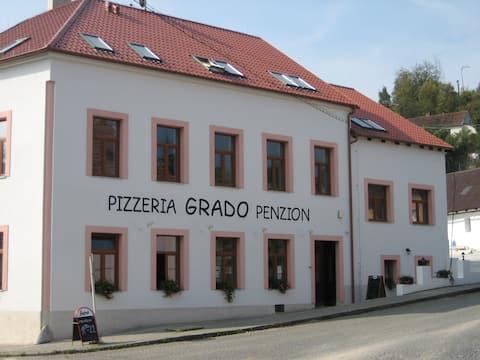 Guesthouse near Prague