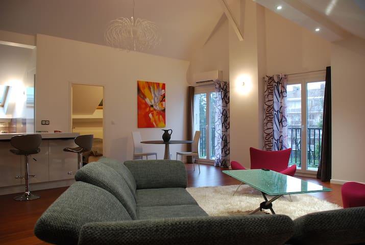 Confortable loft contemporain - Annecy - Loft
