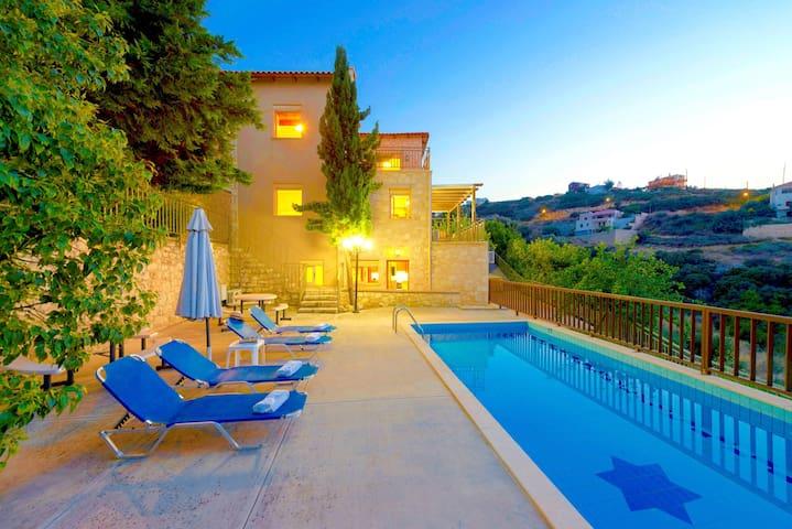 Villa Star with private swimming pool