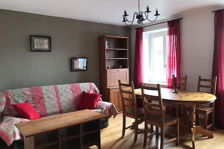 2 room appartement in the countryside