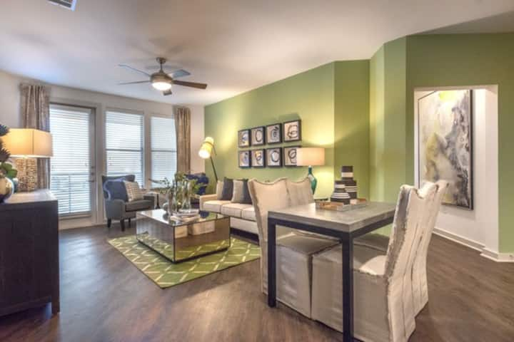 Your home away from home | Studio in Fort Worth