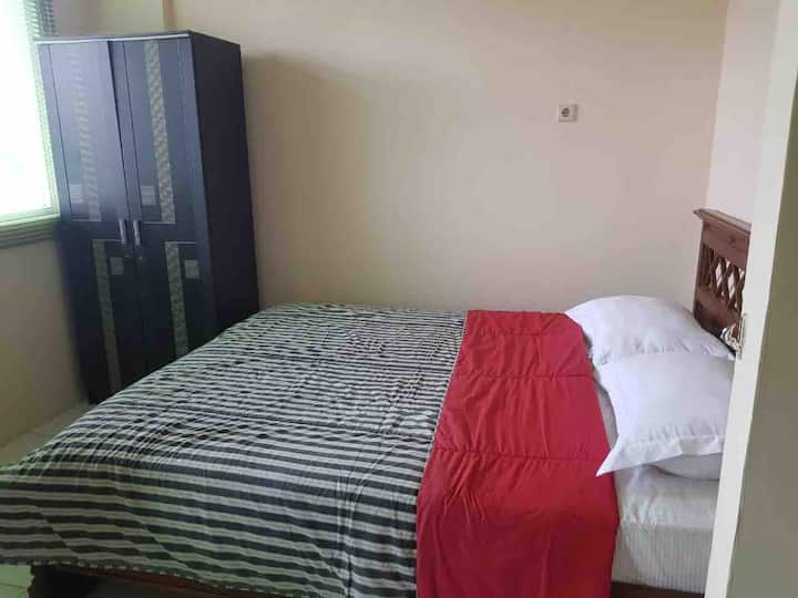 Apartment Emerald Hill Karawang, type studio