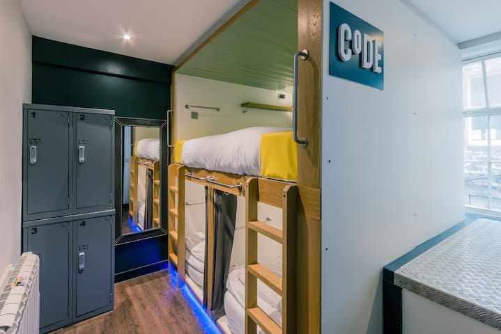 CoDE Co-Living - Double Room