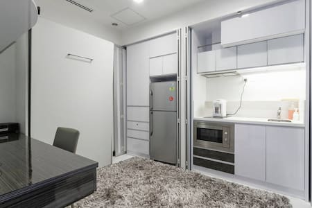 Cosy Compact Studio for Single Traveler Apt A - 新加坡 - 公寓