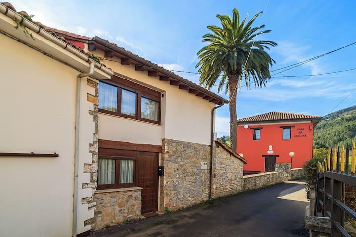 LA FORNA DE BEDRIÑANA - Asturias - Rumah
