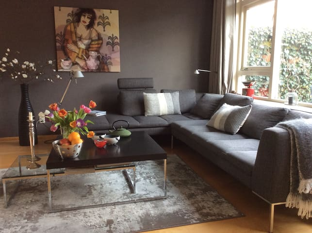Sunny, spacious house with garden! - Diemen - House