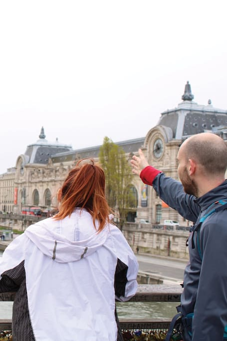 奔跑游巴黎