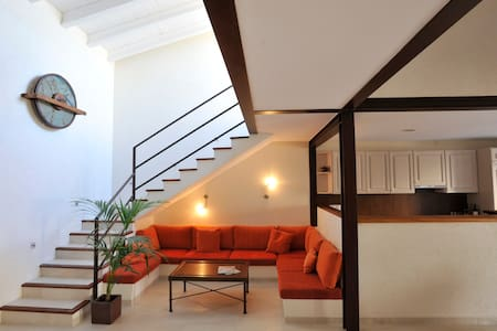 Modern studio, generous and light-flooded - Sant Llorenç des Cardassar - Loft