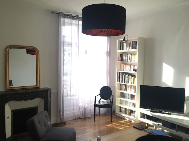 Charmant T2 en hypercentre - Rennes - Appartement