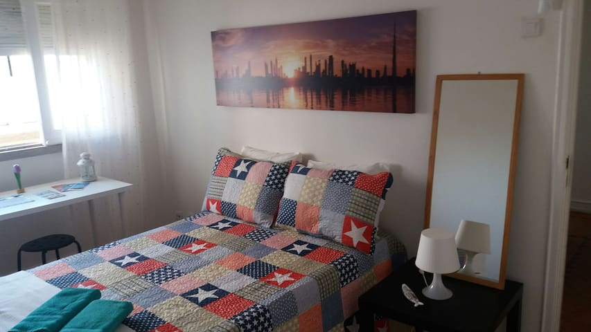 1 Bedroom for couple Central Lisbon