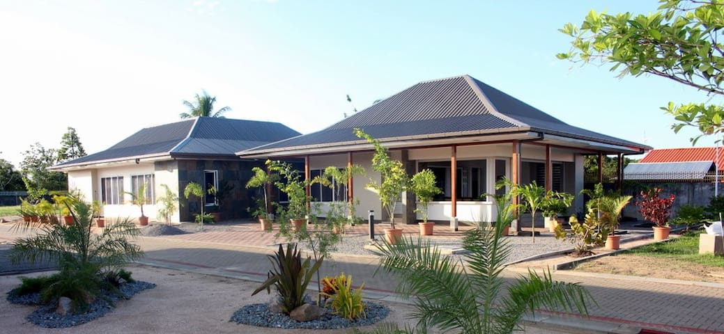 New modern luxury home in South Paramaribo - Paramaribo - House